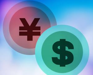 人民币强势 美股冲高回落