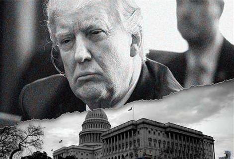 特朗普深陷就职以来最大危机