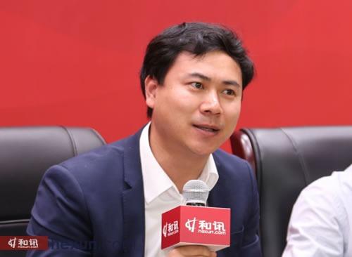 神州土地(北京)信息技术有限公司CEO张杰
