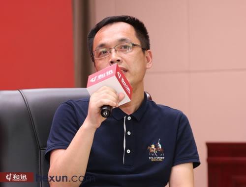 中商国能集团副总裁、农食互联创始人石永刚