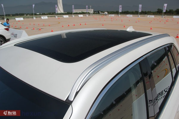硬朗的身体里 试驾汉腾X7 2.0T御马版