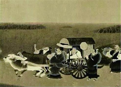 《孔子周游列国图》将亮相孔子文化节