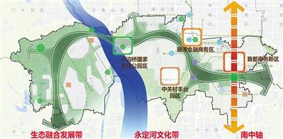 丰台区将建设生态融相符发展带和永定河文化带。 图/丰台区当局官网