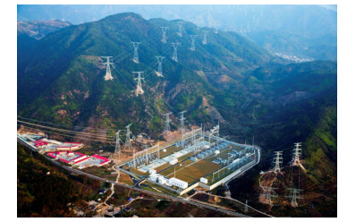 昌吉—古泉±1100kV特高压直流输电线路工程