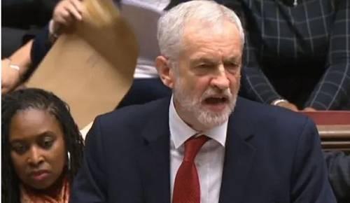 工党领袖科尔宾 图片来源:卫报