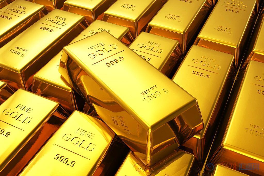 美元逞強黃金五週來首跌金市仍存兩大潛在利好