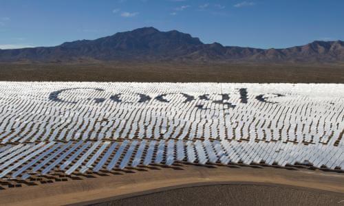 谷歌签订长期协议 将在台湾打造第一个太阳能农场