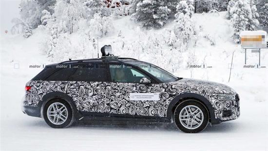 外观方面,虽然测试车采用厚重的伪装,但从整车造型以及前脸来看,该车为全新一代的奥迪A4 Allroad车型。新车将采用最新的MQB-EVO平台打造,中网的造型改变非常明显,较现款车型更加的运动,车头大灯样式与全新A6非常相似。