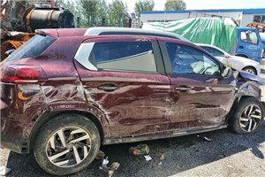 东风雪铁龙C3-XR高速刹车失灵 致多人受伤被诉至法院