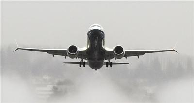 波音737MAX8遭44国禁飞