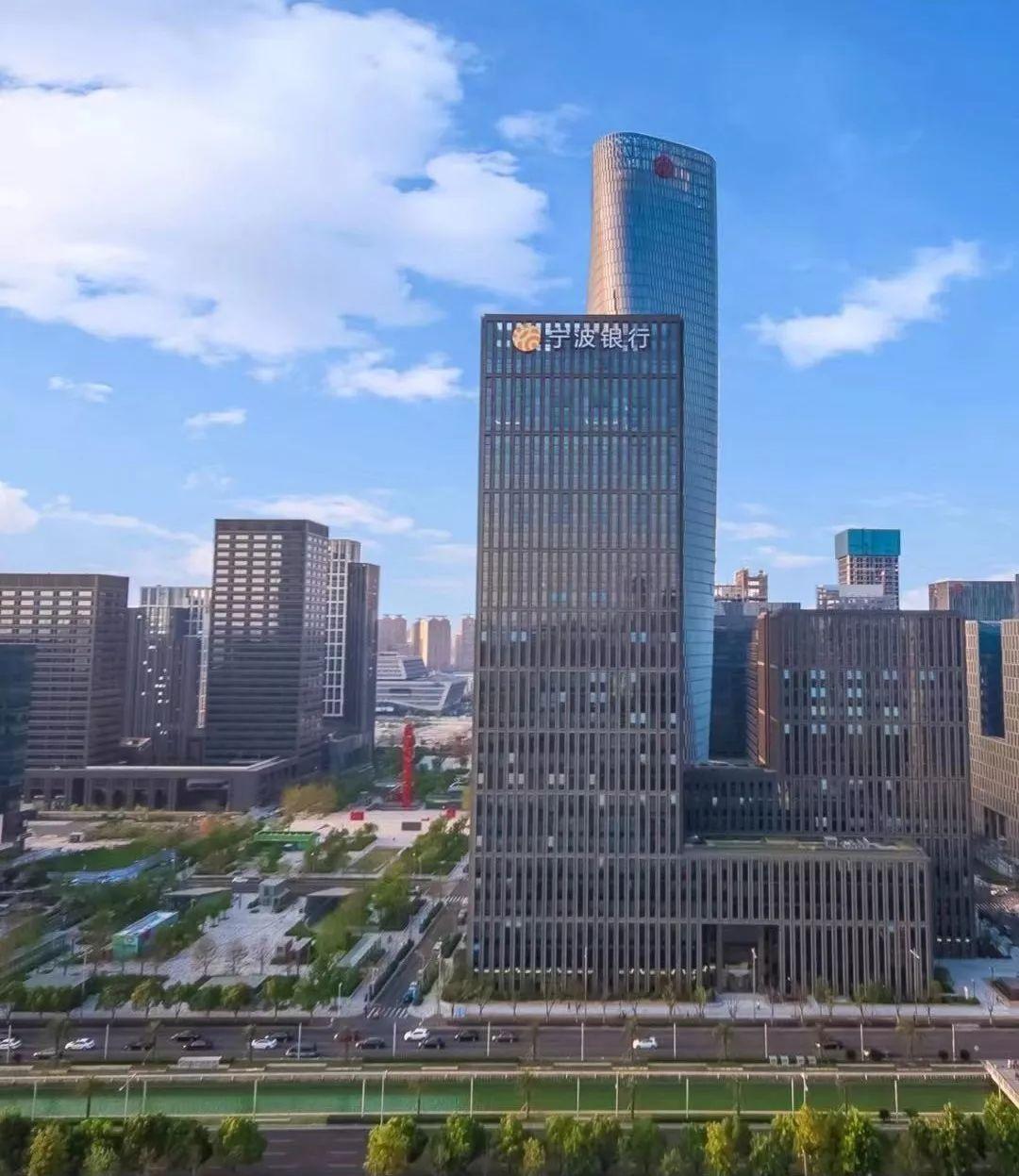 宁波银行的定力:深耕实体才是穿越周期的法宝 | 愉见财经