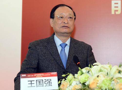 中华中医药学会会长王国强