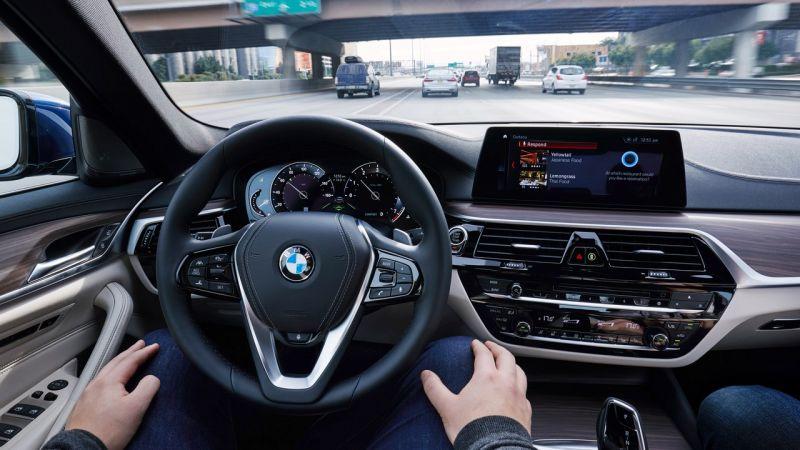 宝马年底在以色列测试自动驾驶 欲将数量翻一番