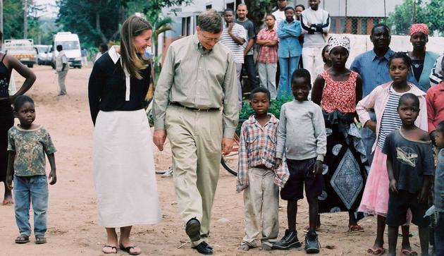 《财富》评选全球最伟大领袖:盖茨第一 马化腾第四