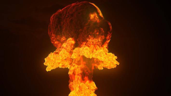 15分钟看尽地球人做的2千次核爆炸,越到后面速度越恐怖