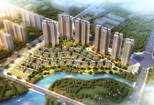 汉能联袂浏阳创意实业打造汉瓦生态别墅示范项目集群