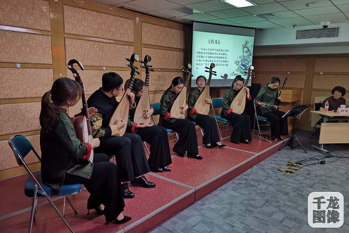 国乐流芳|北京西城倾听琵琶的前世今生