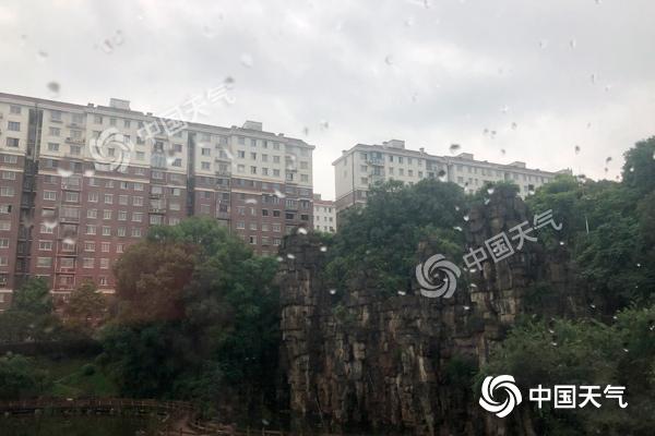 今起湖南自北向南有强降雨过程 局地有大暴雨