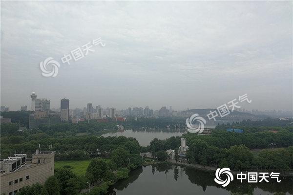 湖北今明强降雨来袭将入梅 江汉平原等地局部大暴雨