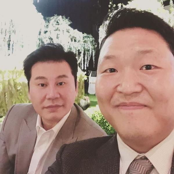 梁铉锡、PSY(鸟叔)