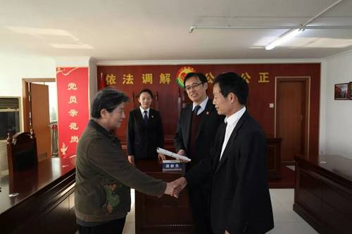 新时代司法为民好榜样丨李荣凯:奋力开创基层法律服务新局面
