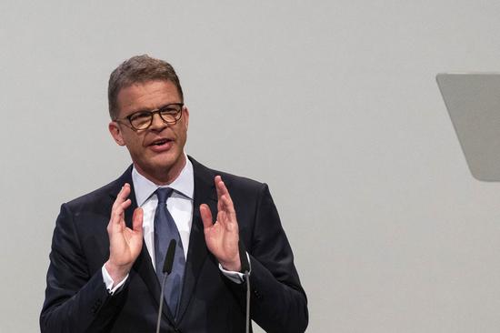 德意志银行可能面临57亿美元的重组成本