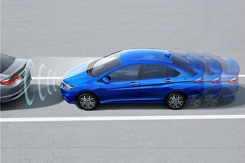 本田未来车型将配反踏板误用装置 防止因误用踏板造成事故