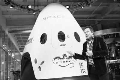 调查爆炸 SpaceX飞船推迟发射