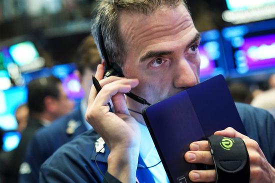 摩根大通:美股目前非常脆弱 容易受到抛售的冲击