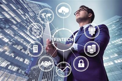 """抢人、砸钱、建设APP,信托也要""""Fintech"""""""
