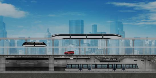 城市交通需要大、中、小运量的交通工具协同发展