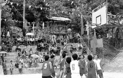 """""""小篮球 大梦想""""! 体彩公益金助力掀起篮球旋风"""