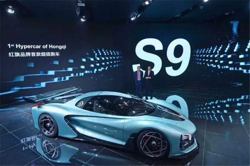 国产车之光,看这些中国品牌在法兰克福车展上征服老外丨车业杂谈