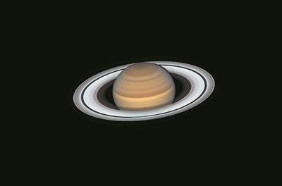 """股票怎么杠杆交易_哈勃拍到的土星最新""""肖像"""""""