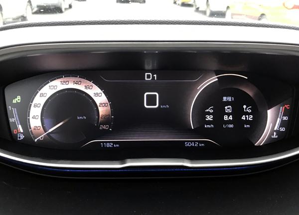 时尚且有料 和讯汽车试驾标致4008 1.8T