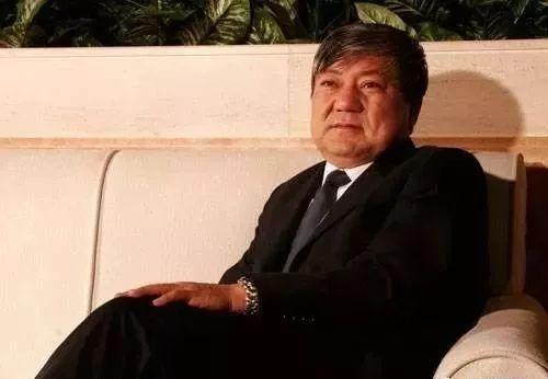 博源集团的董事局主席 戴连荣