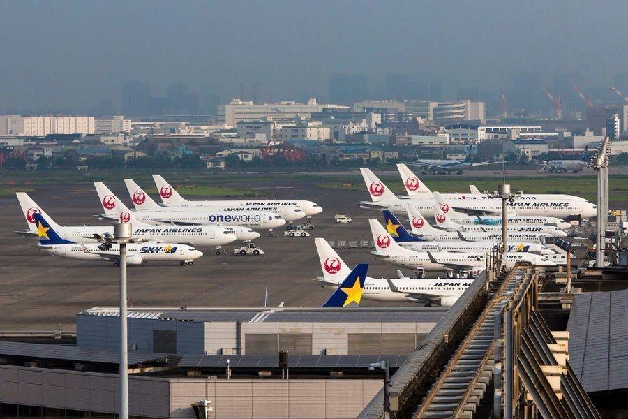 澳航和维珍澳航争夺飞往东京新航权