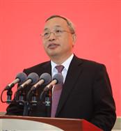 中国石油和化学工业联合会副会长赵俊贵