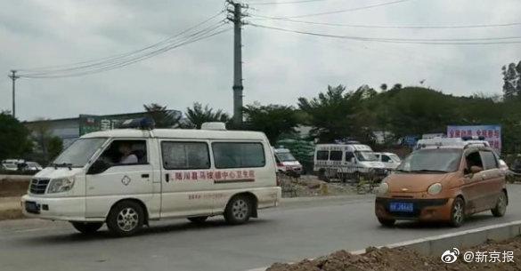 广西玉林化工厂发生爆炸 已致4死6伤