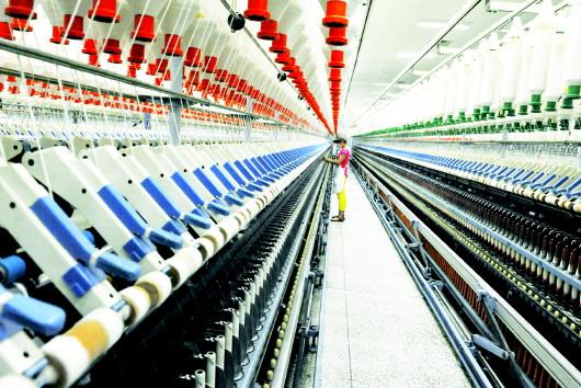 "<b>""科技+创新""激活纺织业新动能</b>"