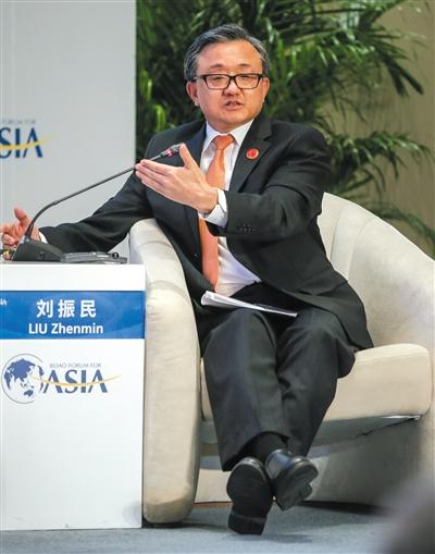 刘振民 互联网合作和治理各国应下更大功夫
