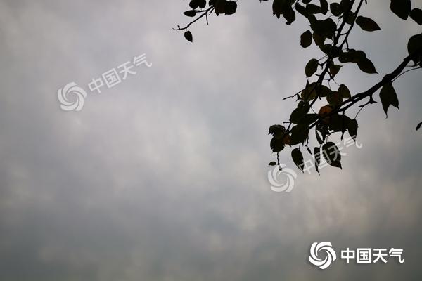 冷空气活跃促降温 湖南本周将迎两次降雨过程