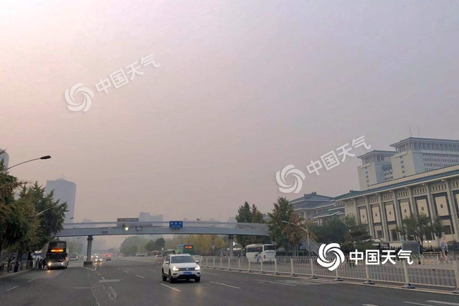 冷空气来了!北京今日降雨大风降温轮番登场