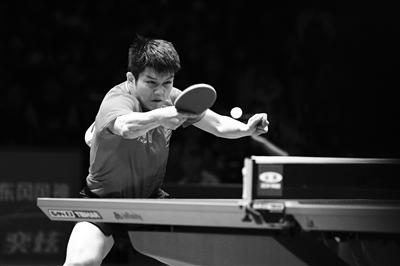 [热点]乒乓球团体世界杯中国男女队双双夺冠