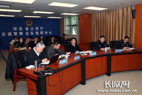 河北省排查整治交通安全隐患问题