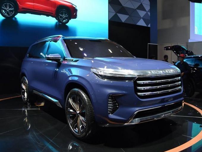 星途VX大七座SUV动力曝光 搭1.6T明年初上市