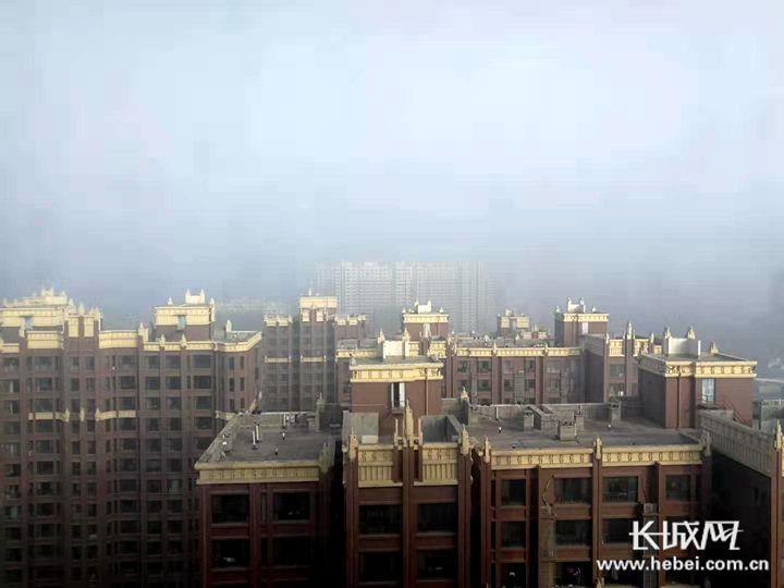 大雾橙色预警!明天大雾基本消散