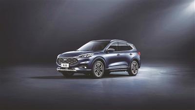 四驱先锋SUV 全新福特锐际Escape 即将在杭州璀璨上市