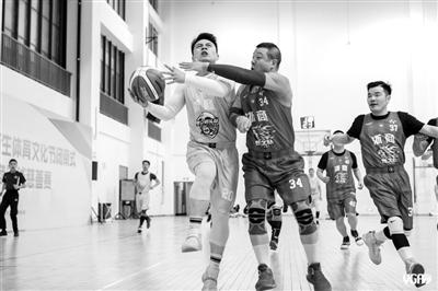 第二届浙商篮球慈善赛近日落幕