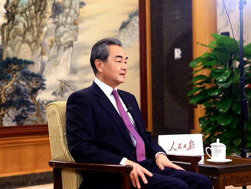 国务委员兼交际部长王毅